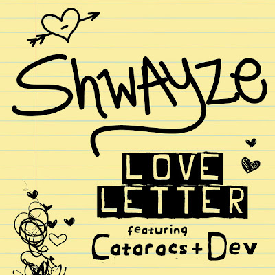 Aaron Smith (Shwayze) - Love Letter (feat. The Cataracs & Dev)