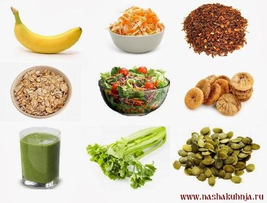 продукты для снижения веса при повышенном сахаре