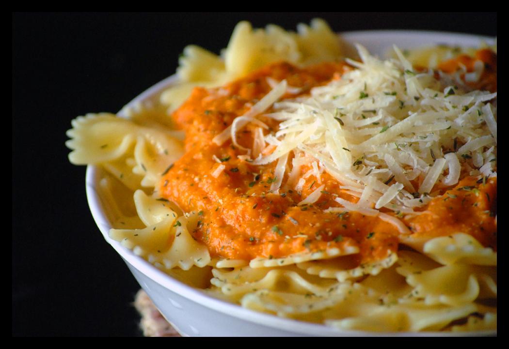 how to cook vegetarian pasta sauce