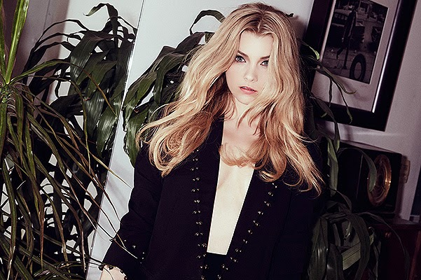 Natalie Dormer in the magazine NylonGuys