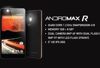 Harga Smartfren Andromax R Dengan Spesifikasi 4G LTE