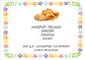 Karipap Frozen