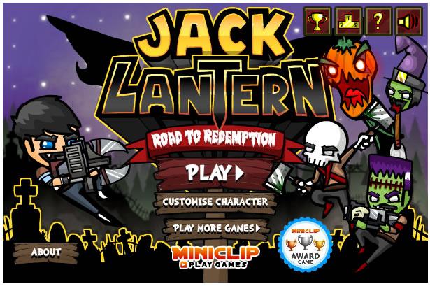Game : Jack Lantern