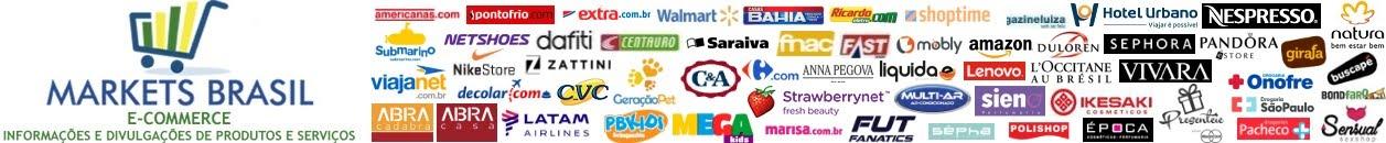 MARKETS BRASIL - E-Commerce / Divulgação e Negociações de Produtos e Serviços.