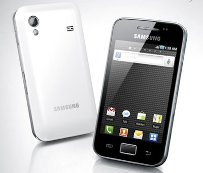 Samsung Galaxy Ace S5830 Owners manual