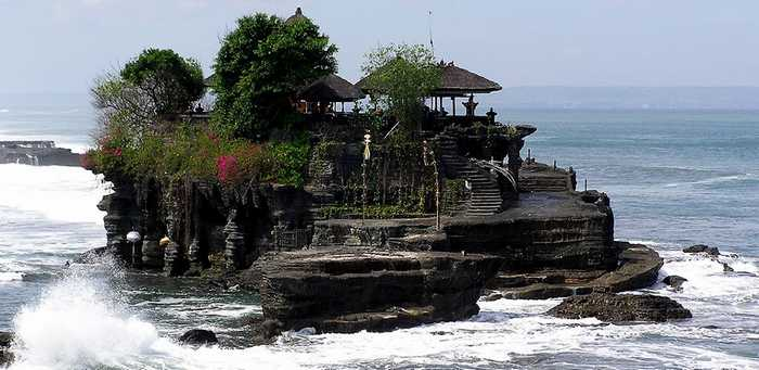 Tanah Lot, Bali, the island of love