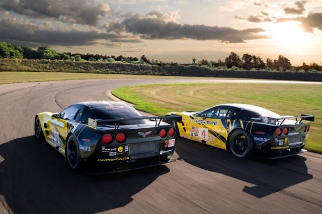 Lincencia GTR3 C6R GT2