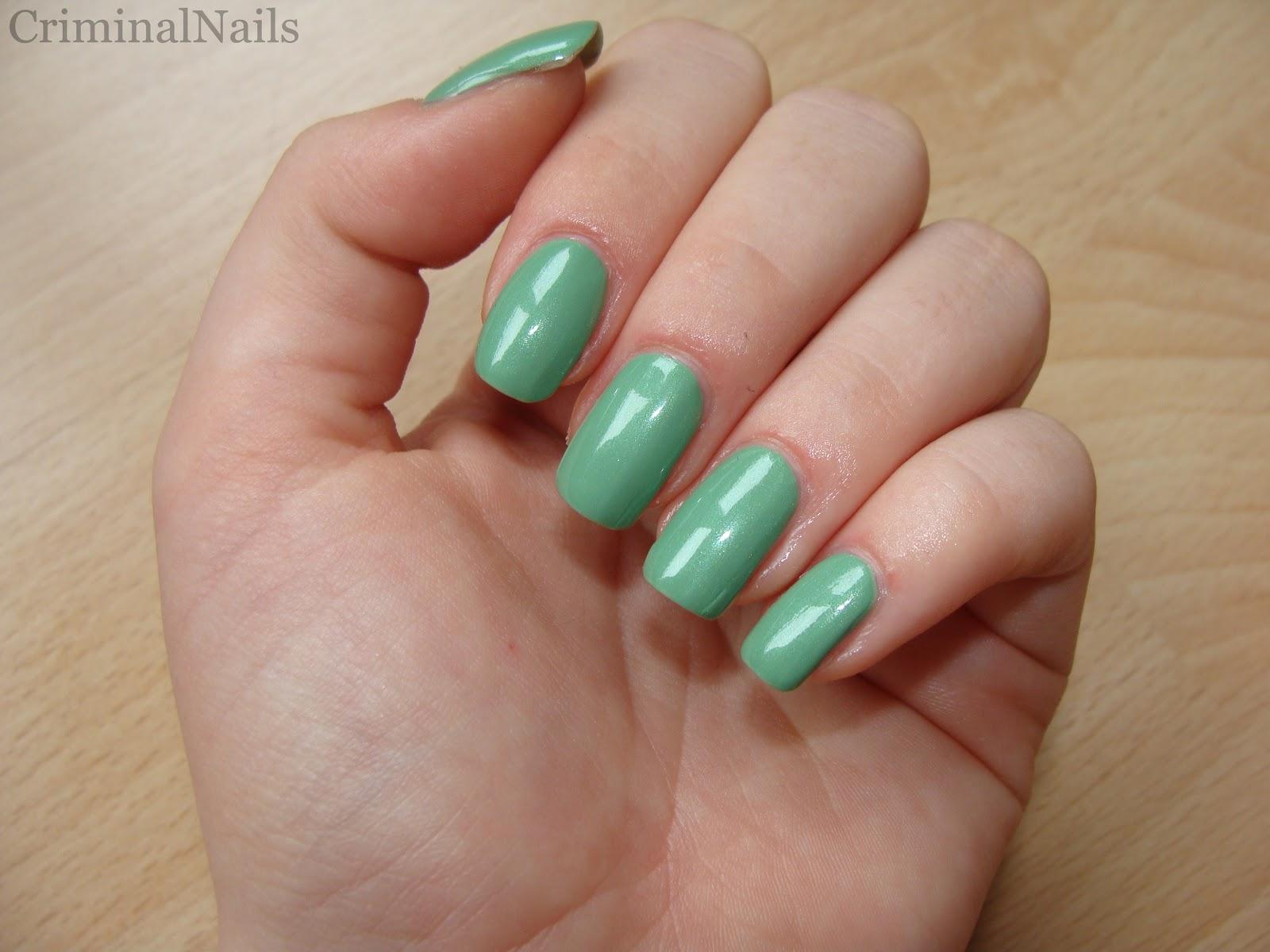 Criminal Nails: octubre 2012