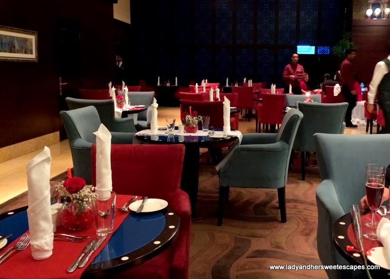 Arabesque Cafe at Arjaan by Rotana