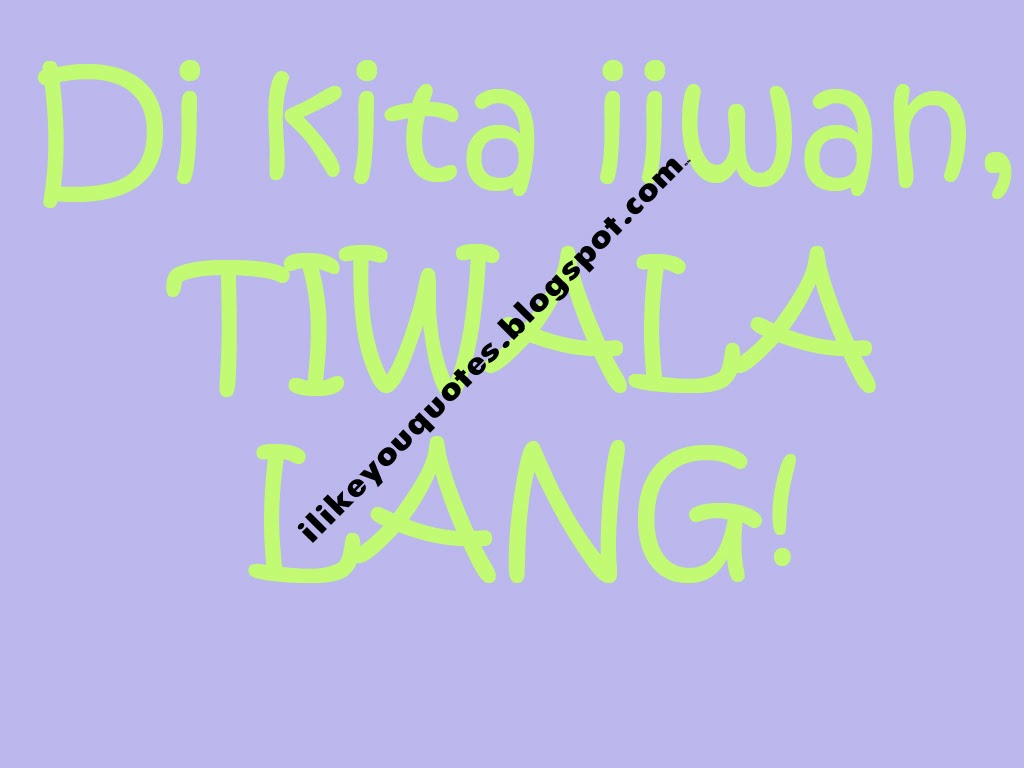 Quotes for my boyfriend tagalog