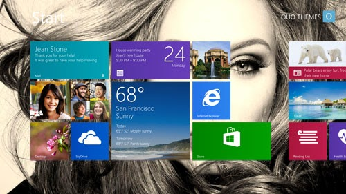 Adele Theme For Windows 7 And 8 8.1