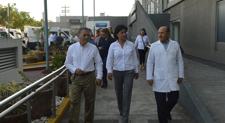 CONMEMORA 57 AÑOS HOSPITAL REGIONAL DEL ISSSTE EN VERACRUZ: ELÍZABETH MORALES GARCÍA