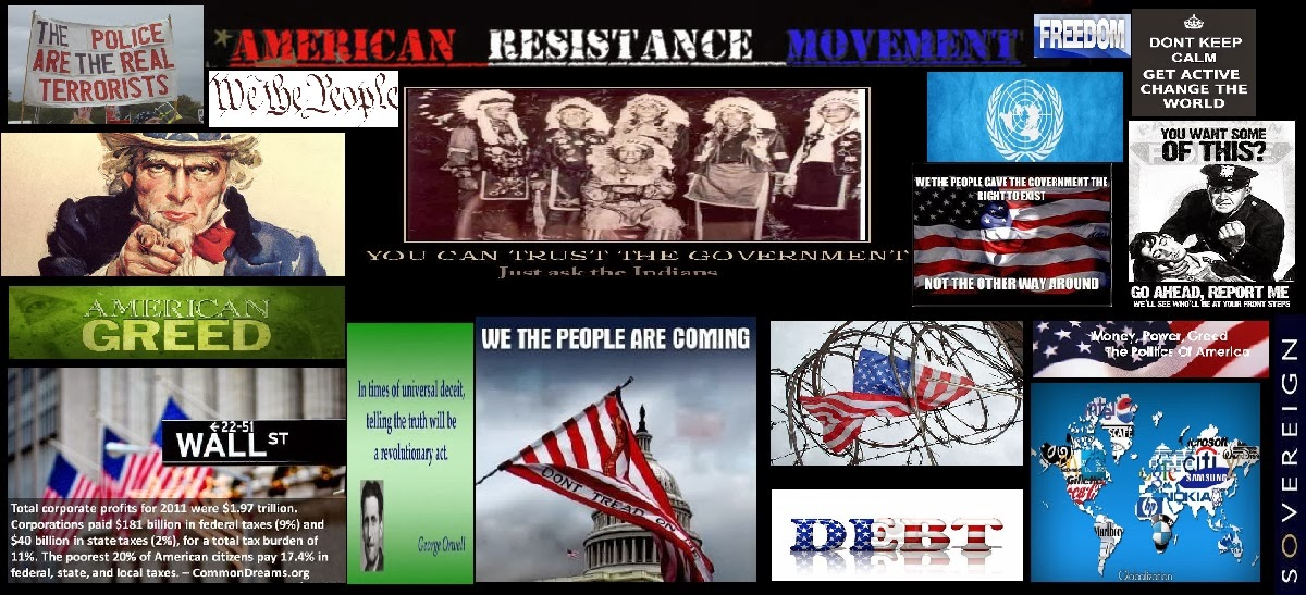 AMERICAN RESISTANCE MOVEMENT