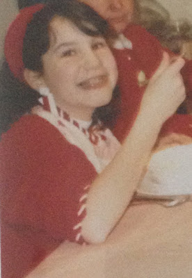 headband, crazy headbands, Jamie Allison Sanders, 1980s, 1990s, #tbt, Throwback Thursday, Valentine's Day
