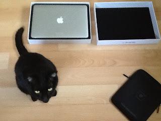 My new macbook air