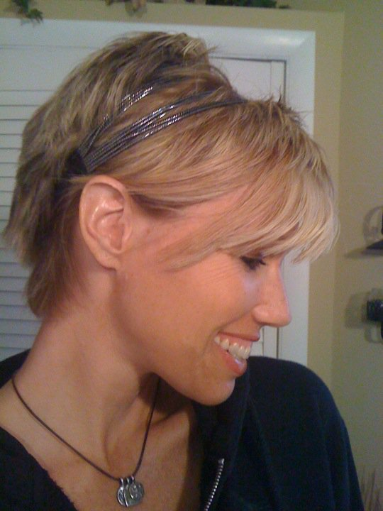 Hairstyles For Growing Hair After Chemo ...