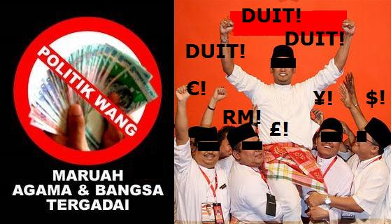 JANGAN JADIKAN MEREKA CALON PADA PRU-13!