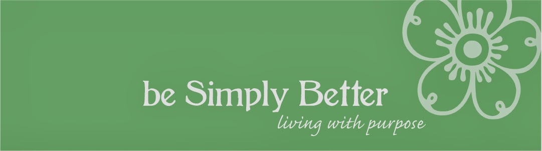 be Simply Better