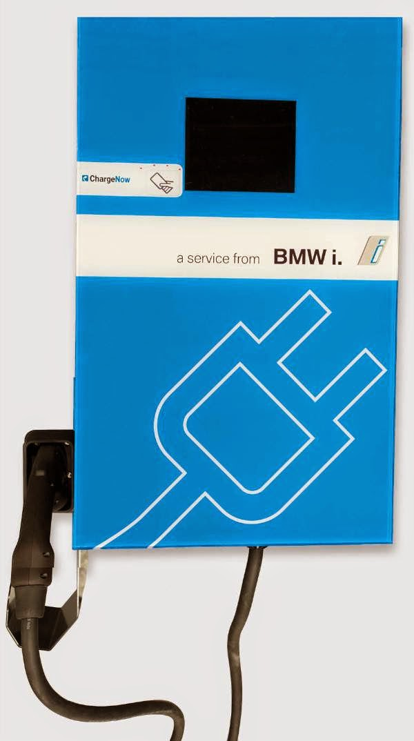 the electric bmw i3 bmw i announces new dc quick charger