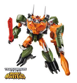 Hasbro Transformers Prime Beast Hunters Bludgeon