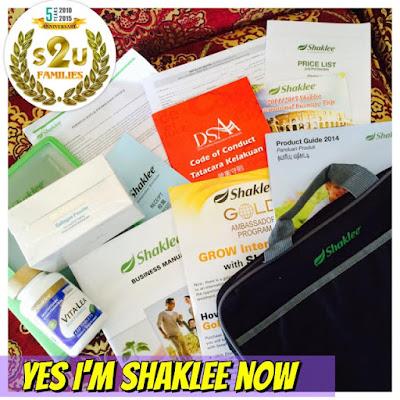 22 Faedah Jadi Ahli Shaklee Sempena Program YES Shaklee!