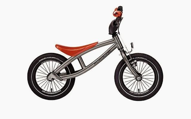 Conheça a bicicleta de luxo para criança
