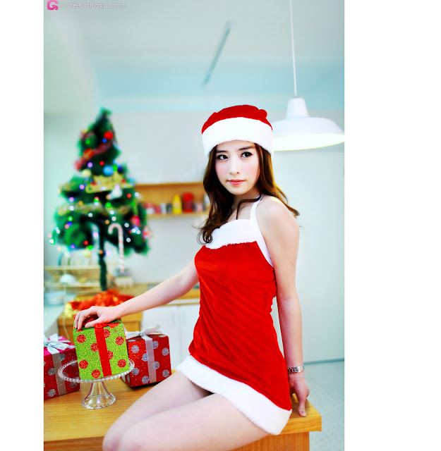5 Santa Bo Ra Yang-very cute asian girl-girlcute4u.blogspot.com