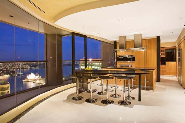 Passion For Luxury Penthouse Apartment In Sydney