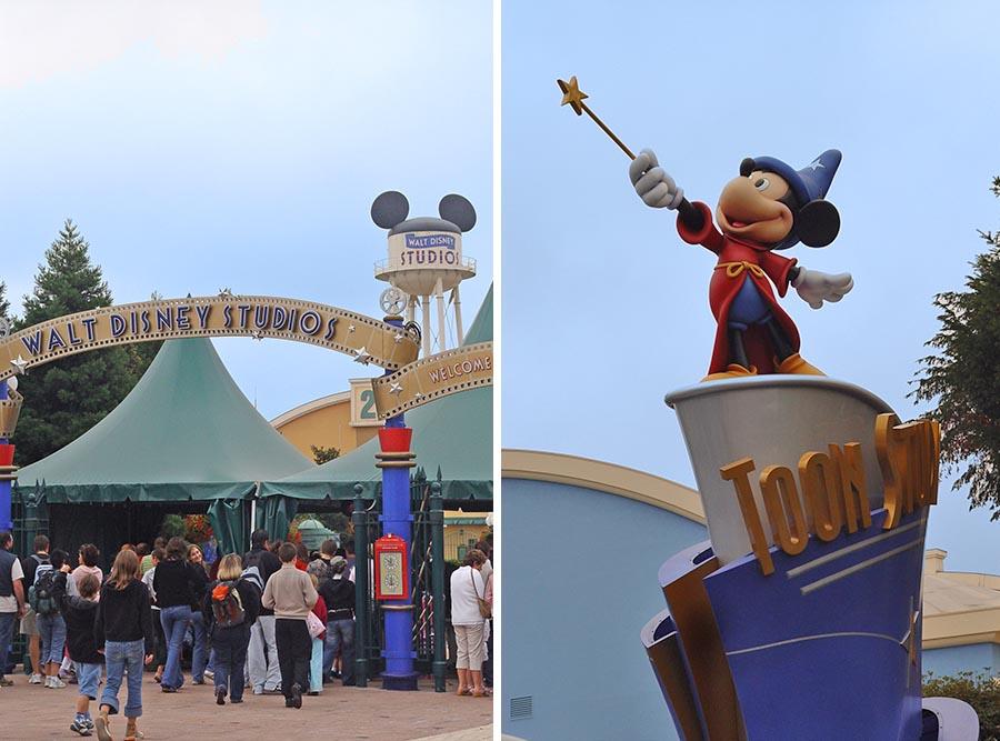 Paris – Disneyland Park – Disney Studios