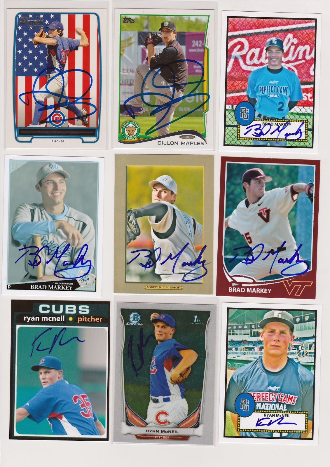 Verzamel En Ruilkaarten Chicago Cubs Austin Reed Signed 2012 Peoria Chiefs Card Auto Verzamelingen 1840apartments Com