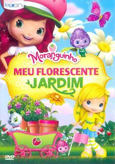Moranguinho: Meu Florescente Jardim - DVDRip Dublado