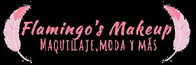 Flamingo's Makeup