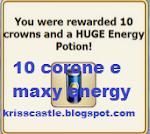 10 corone /maxy energia