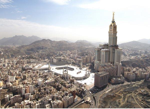 Th Makkah Clock Royal Tower 2 - Makkah Tower , Saudi Arabia