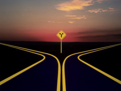 Leave Behind the Ways of the Old Paradigm: Galactic Federation of Light 4/9/12  Cross-roads