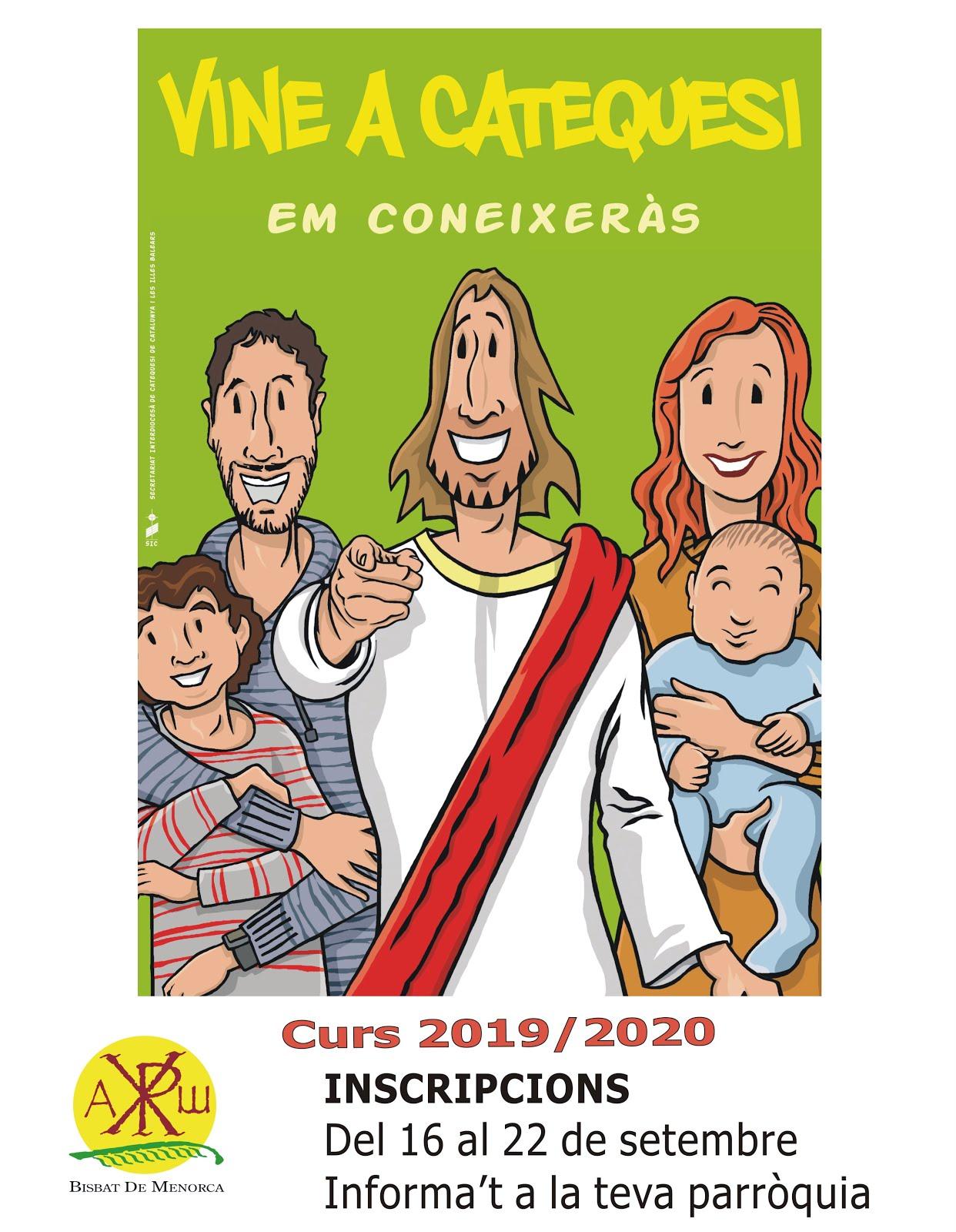CATEQUESI DE INICIACIÓ CRISTIANA