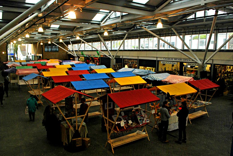 The Open Market in Brighton