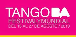 Mundial de Tango 2013.