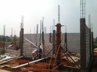 Pembangunan Cluster Mewah Berlian Residence