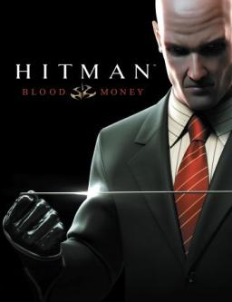 Cover Of Hitman Blood Money Full Latest Version PC Game Free Download Mediafire Links At Downloadingzoo.Com