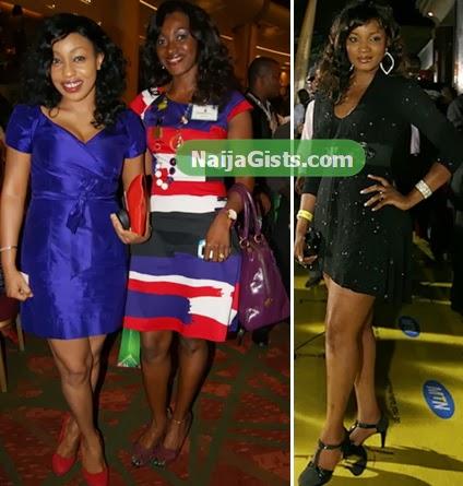 nollywood celebrities mandela