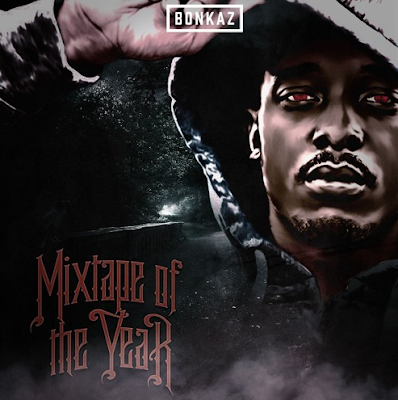 BONKAZ - MIXTAPE OF THE YEAR Cover