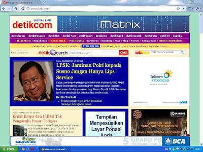 Detikcom 2 Juni 2010