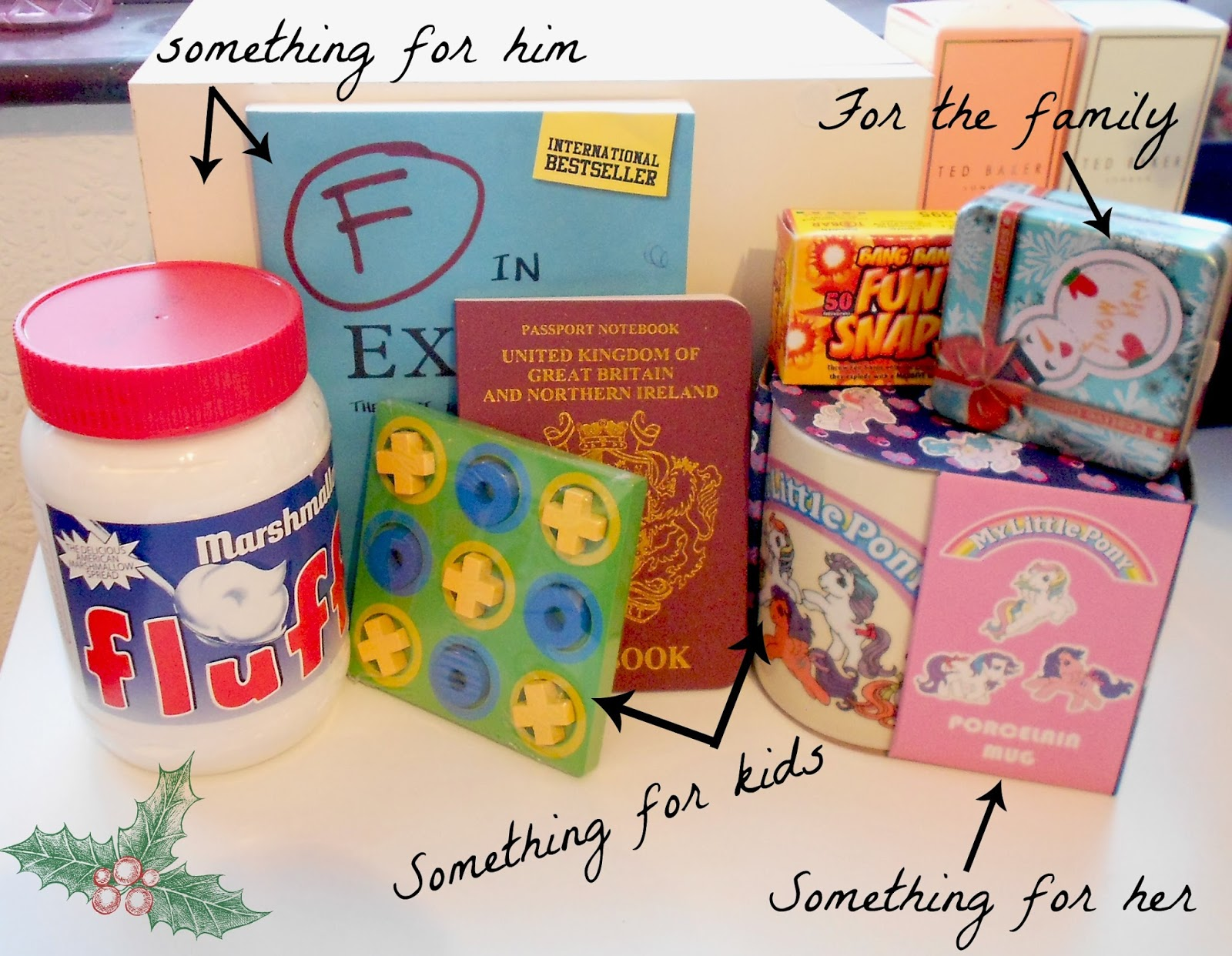 stocking fillers under £10 £5