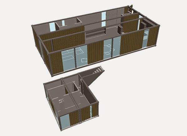 Casas contenedores 6 pasos b sicos para construir una - Pasos a seguir para construir una casa ...