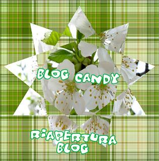 Blog candy di pensieri e parole