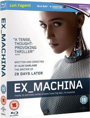 Ex Machina 2015 DVDRip XviD MP3-RARBG