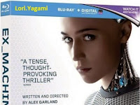 Ex Machina 2015 DVDRip XviD MP3-RARBG