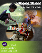 GHF's Latest Blog Hop: Giftedness: Why It Matters.
