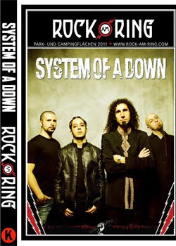 Filme Poster  System of a Down Live at Rock Am Ring DVDRip XviD & RMVB
